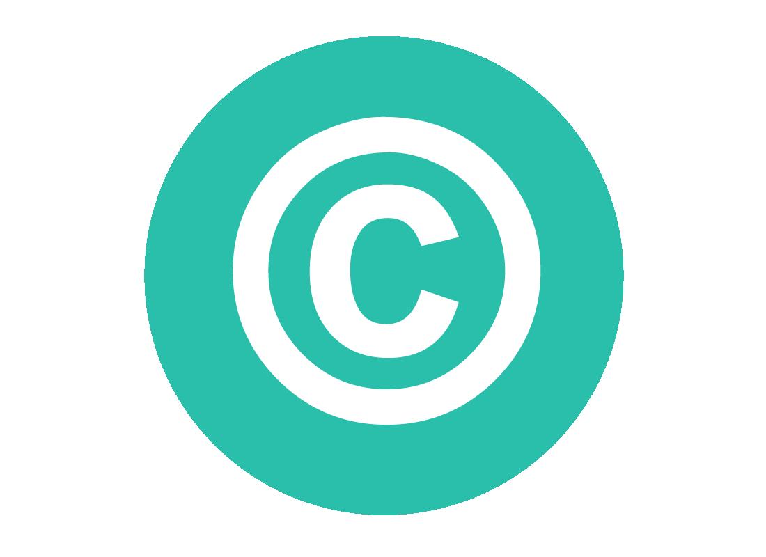 The copyright symbol