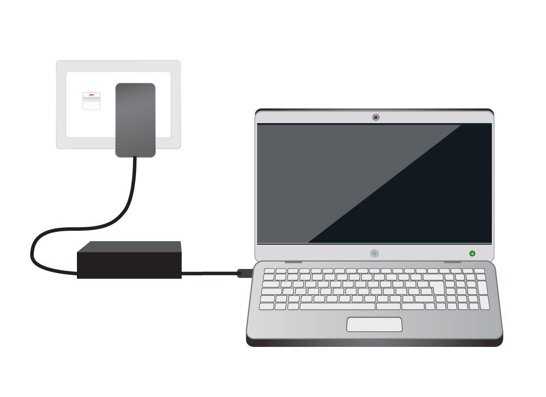 What is a laptop?: How to charge a laptop: