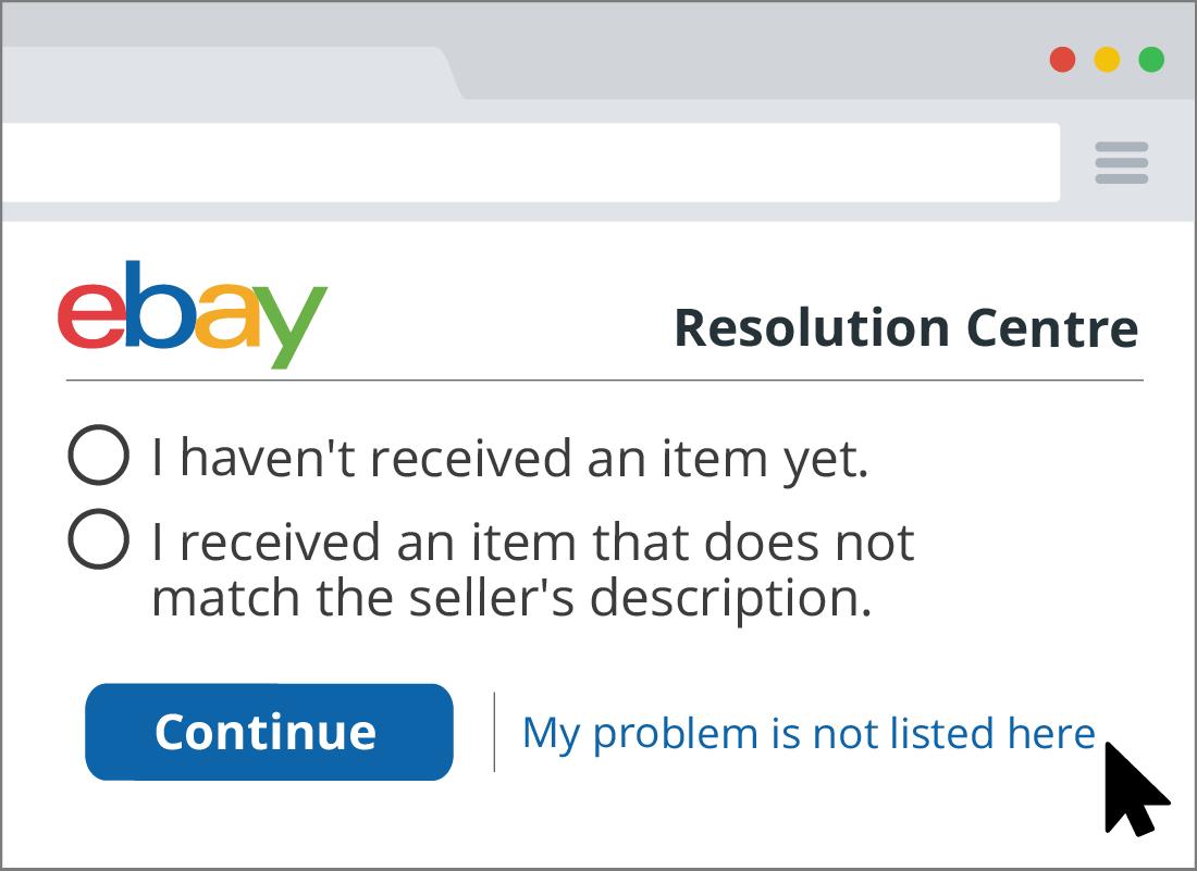Ebay Probleme