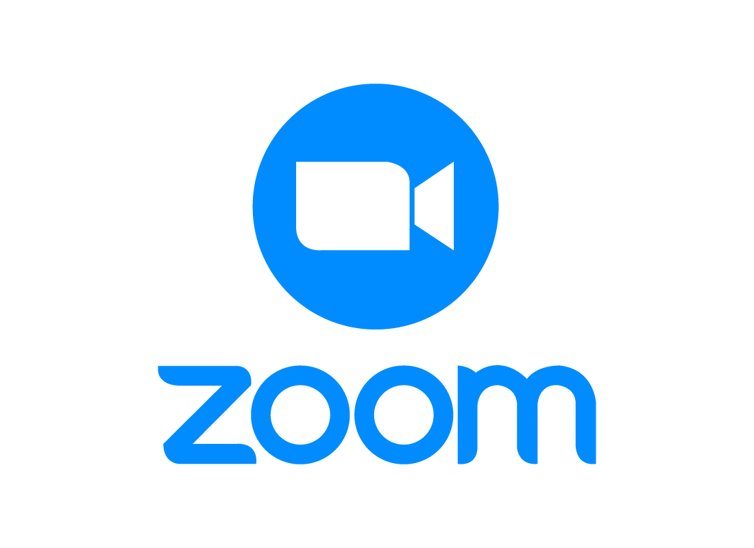 The Zoom logo.