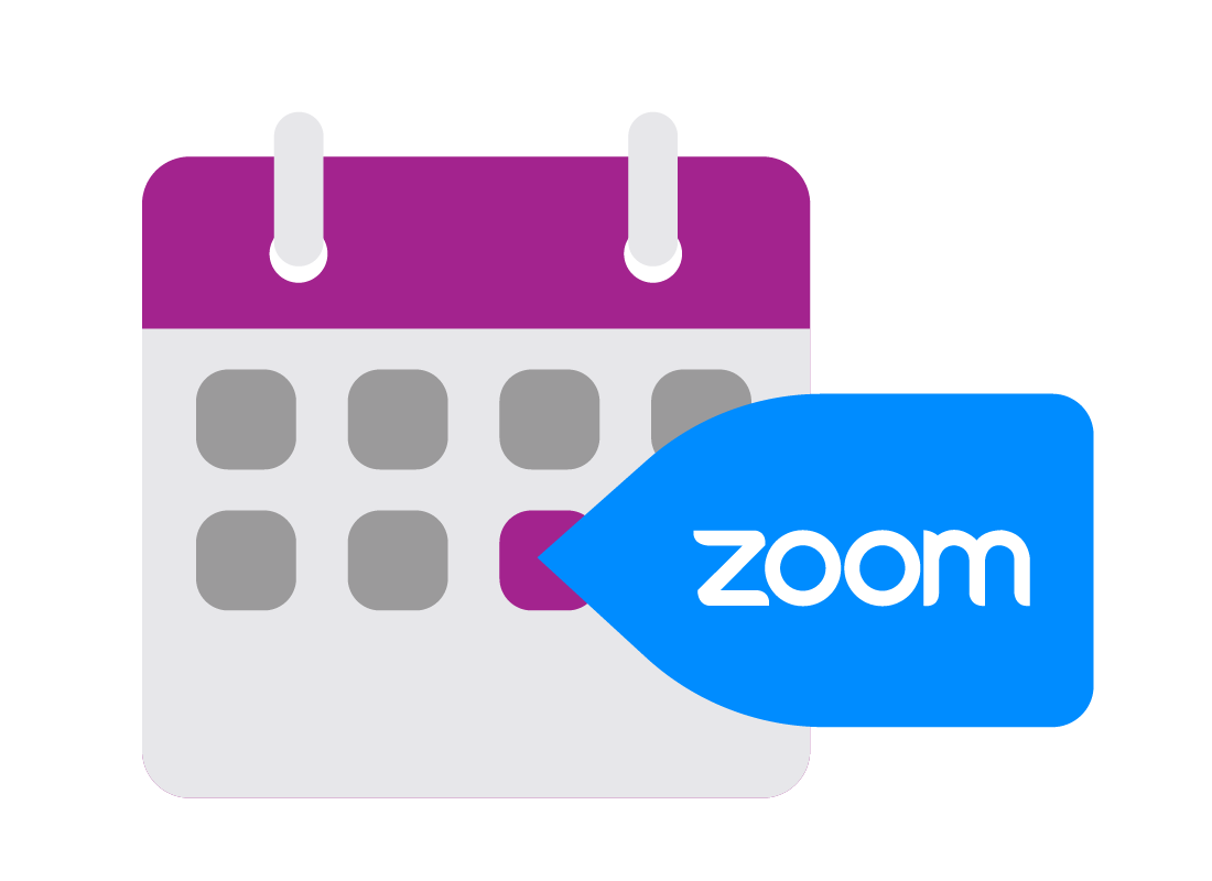 You can add Zoom as a Plugin to your email account to help with calendar invites.