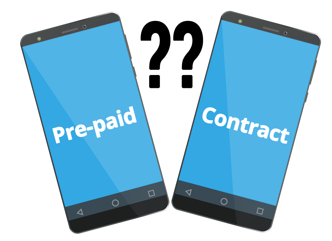 Contract or Pre-paid - which is best?