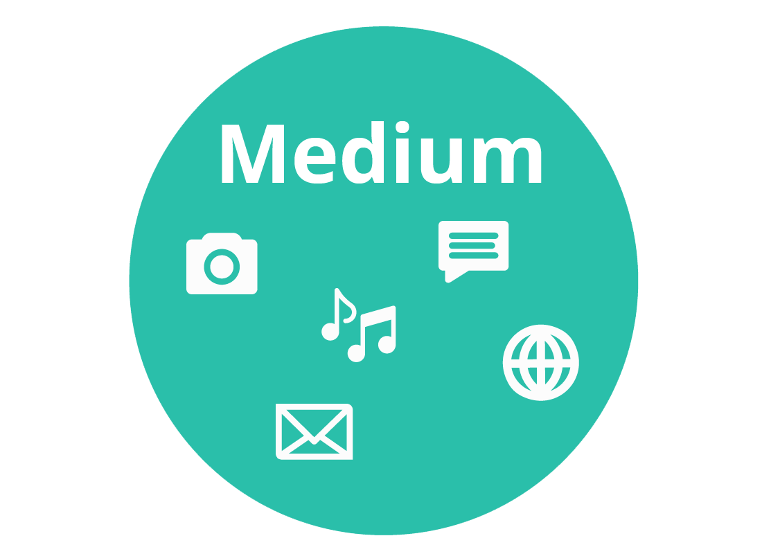 Medium internet plans give you more data to use than a cheaper, small plan