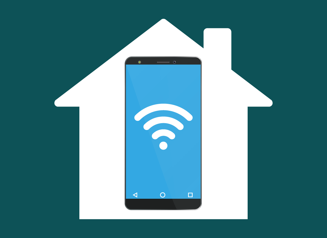 Using your home Wi-Fi on your mobile phone can save you money