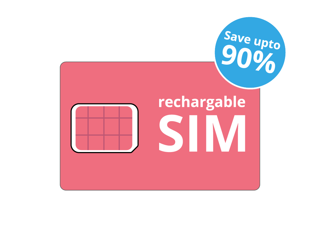 Buying a SIM card when you reach your destination can sometimes be the cheapest way to stay connected overseas