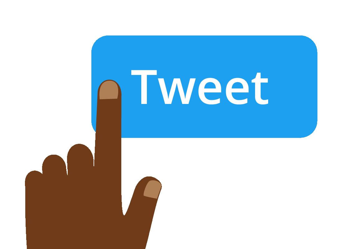The Tweet icon