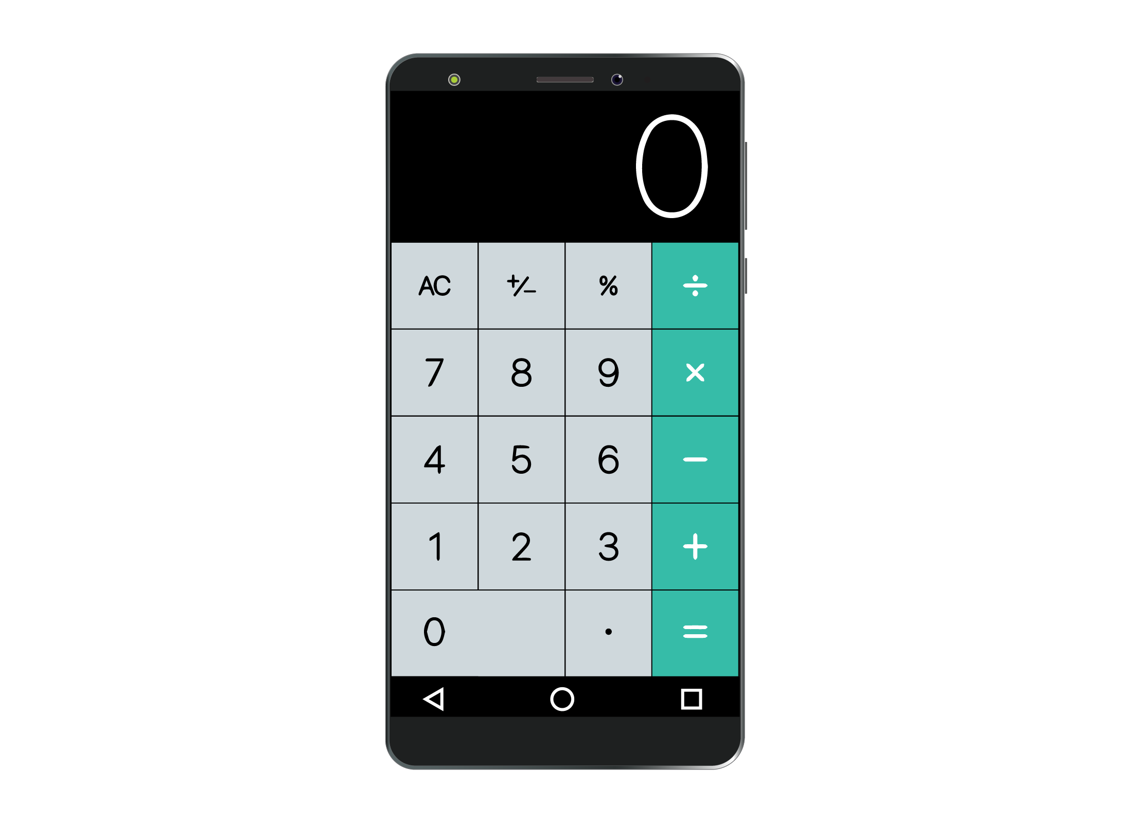 A calculator is an example of an app that doesn't need to be connected to the internet to work