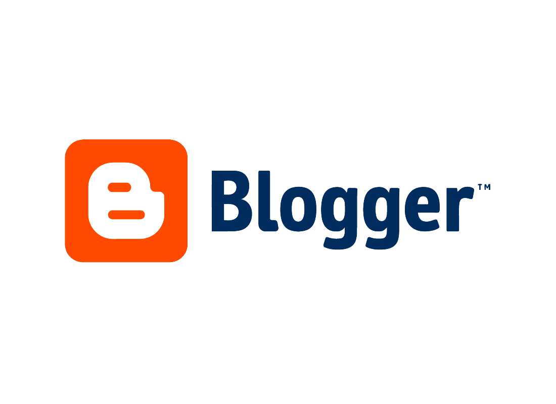 The Blogger website logo