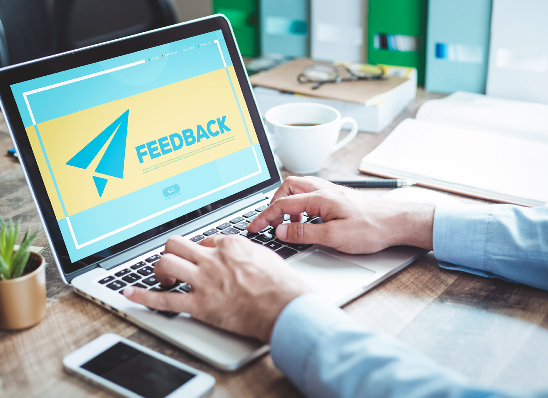 Giving your feedback is easy on a blog, and you can enable this feature on your own blog if you choose to do so